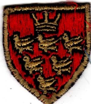 UK Scouting Network Russia Metal Pin Badge 1