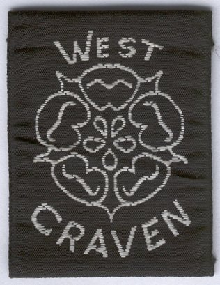 [West Craven District Badge]